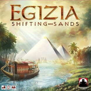 Egizia Shifting Sands