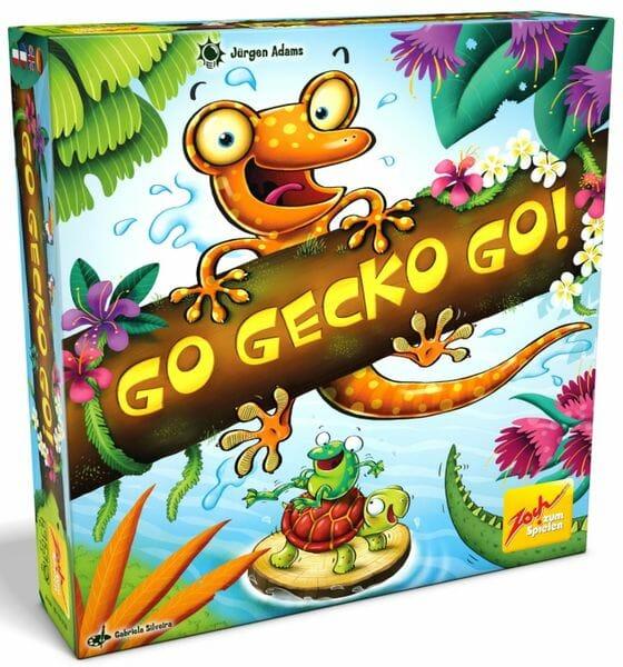 Go Gecko Go! jeu de societe boite ok ludovox