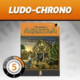 LUDOCHRONO – Agricola édition 10 ans