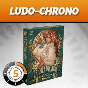 LUDOCHRONO – Le Grand Jeu
