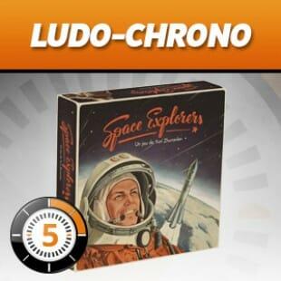 LUDOCHRONO – Space Explorers