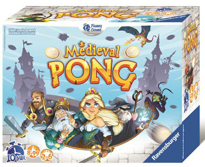 Medieval Pong-Couv-Jeu de société-Ludovox