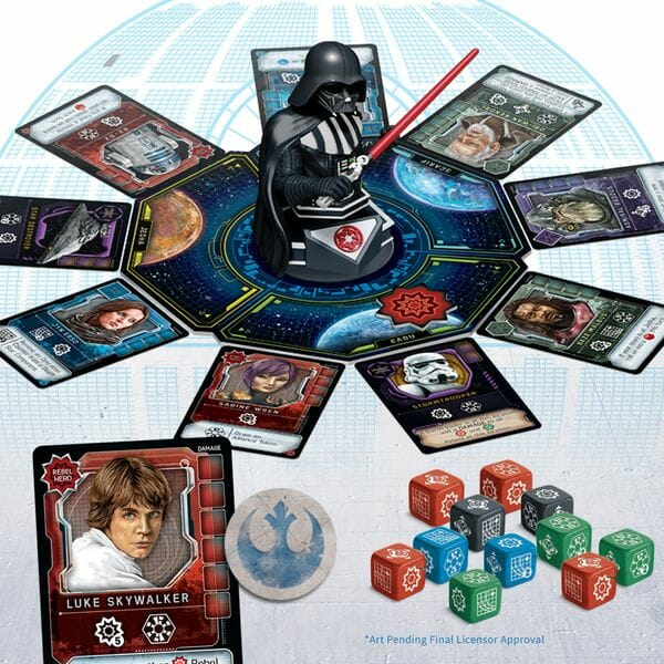 Star Wars Dark Side Rising jeu ludovox