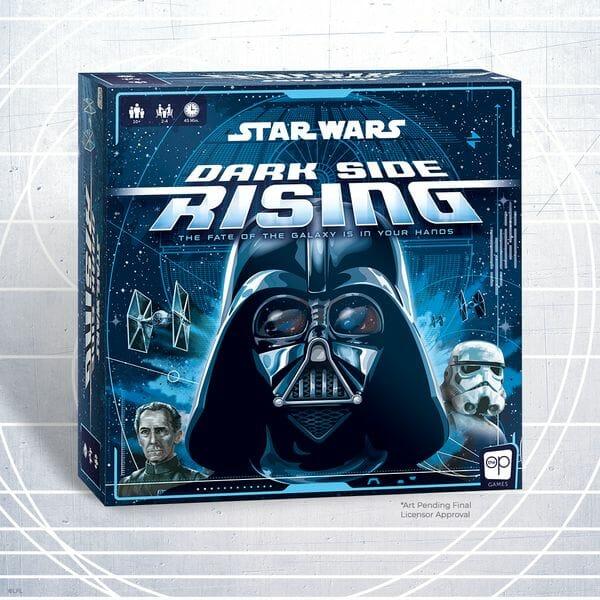 Star Wars Dark Side Rising jeu