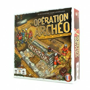Opération Archéo : L'archéologie ça creuse