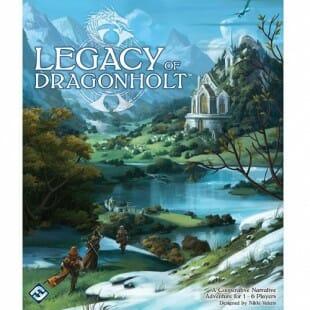 Legacy of Dragonholt : j2s dont vous êtes le héros