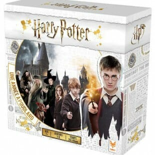 Harry Potter – Une Année à Poudlard