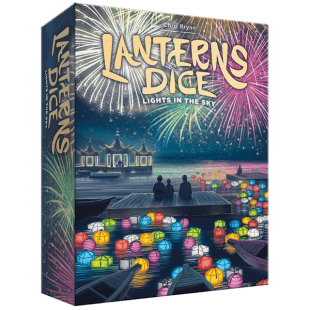 Le test de Lanterns Dice: Lights in the Sky