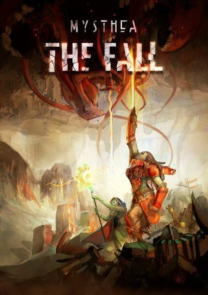 mysthea the fall jeu