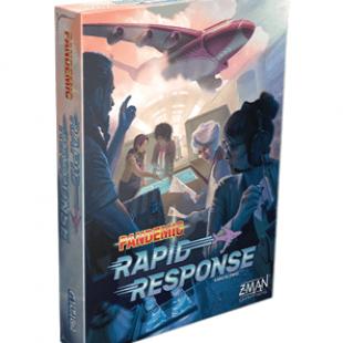 Zoom sur Pandemic: Rapid Response à venir chez Z-Man