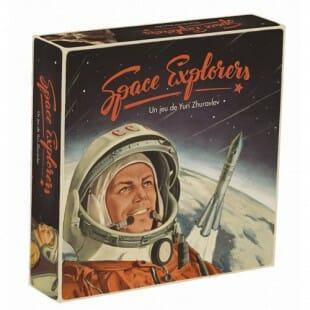 Le test de Space Explorers