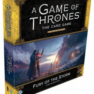 A Game of Thrones : The Card Game – Fury of the Storm