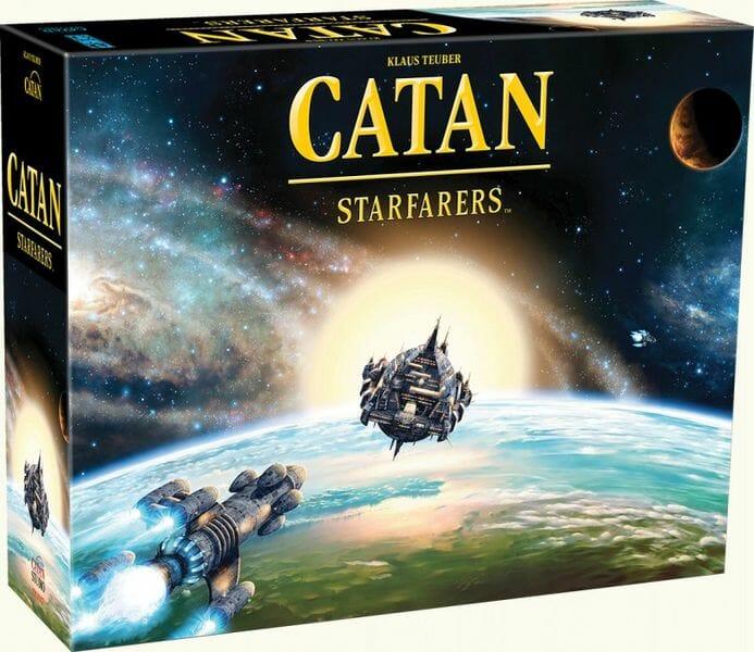 Catan Starfarers jeu ludovox