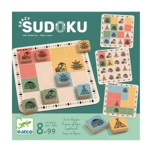 Crazy Sudoku ludovox