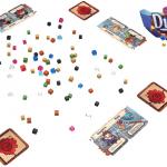 Dungeon Drop materiel jeu