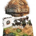 Jurassic World-Materiel-Jeu de société-Ludovox