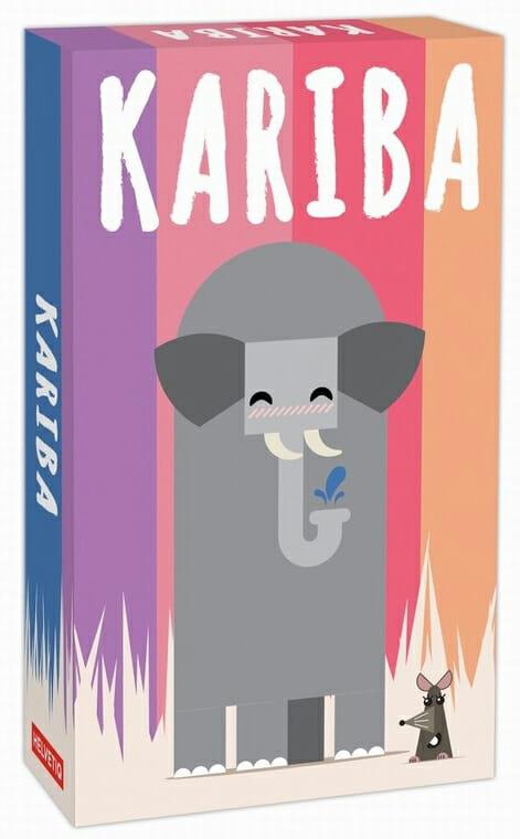 Kariba-Couv-Jeu de société-Ludovox
