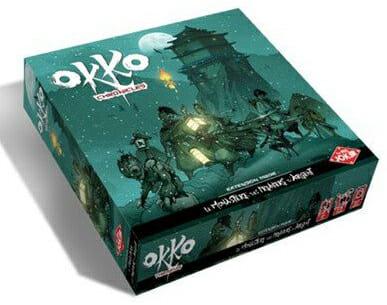 Okko Chronicles - Le Monastère du Prunier d'Argent-Couv-Jeu de société-Ludovox