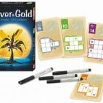 Silver & Gold-Materiel-Jeu de société-Ludovox