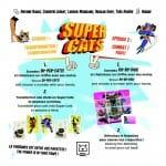 Super Cats-Materiel-Jeu de société-Ludovox