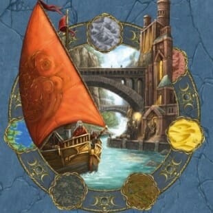 Terra Mystica : Merchants of the Seas, en approche pour Essen 2019