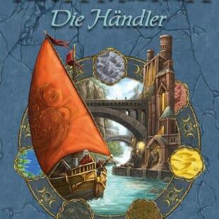 Terra Mystica : Merchants of the seas