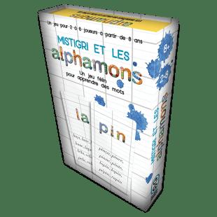 Mistigri et les Alphamons