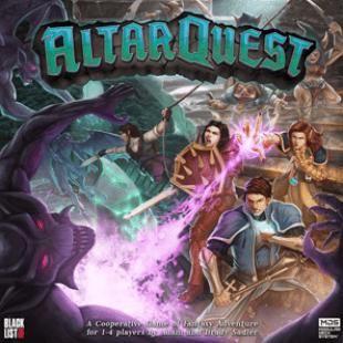 Altar Quest, HeroQuest revu par les frères Sadler