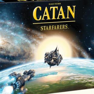 Catan en force : Le retour de Starfarers