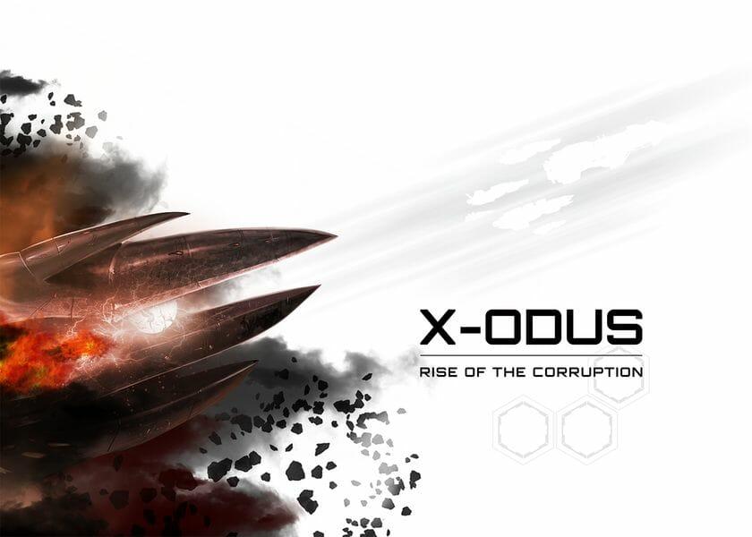 jeu X-Odus Rise of the Corruption