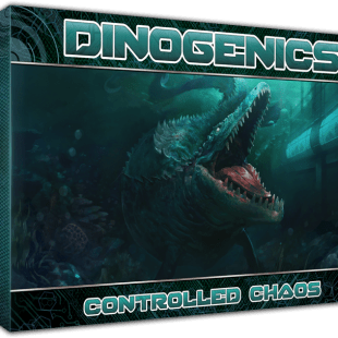Dinogenics : Controlled Chaos