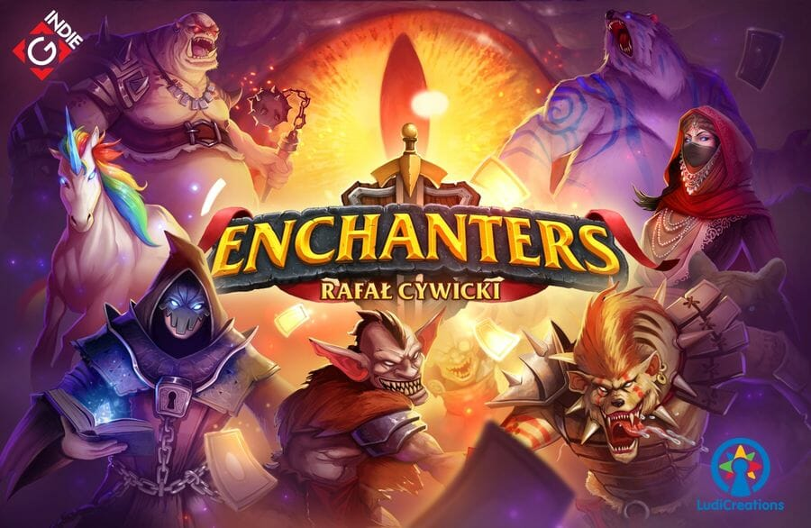 Enchanters cover