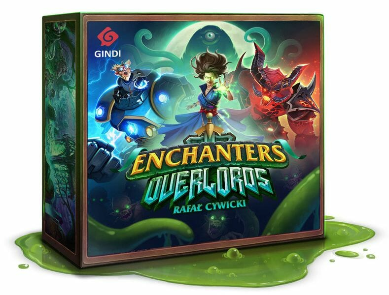 Enchanters overlord cover