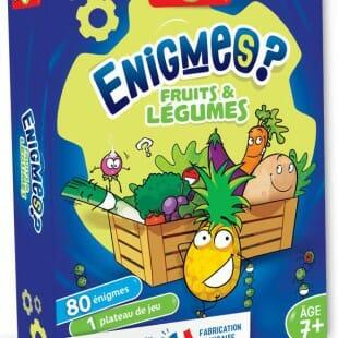 Enigmes – Fruits Et Légumes