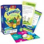 Enigmes - Fruits Et Légumes-MAteriel-Jeu de société-Ludovox