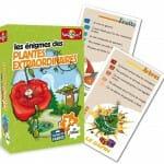 Enigmes - Plantes Extraordinaires -Materiel-Jeu de société-Ludovox