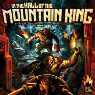 Dans l'Antre du Roi des Montagnes