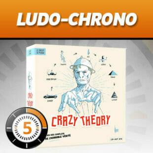 LUDOCHRONO – Crazy Theory