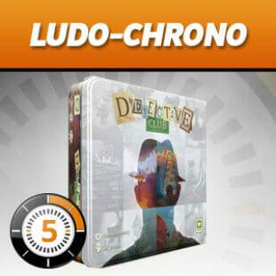 LUDOCHRONO – Detective Club
