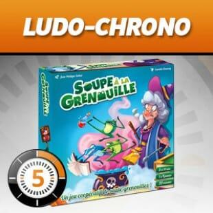 LUDOCHRONO – Soupe à la Grenouille