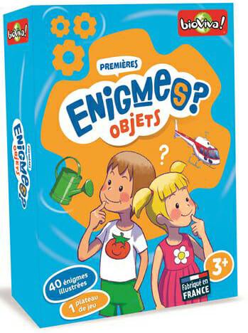 Mes Premières Enigmes - Objets-Couv-Jeu de société-Ludovox