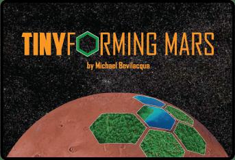 TINYforming Mars jeu