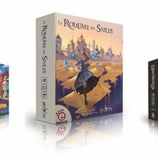 Légion Distribution distribue les jeux de Emperor S4