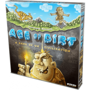 Age of Dirt, le jeu de pose d'ouvriers (avec des ouvriers stupides)