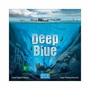 Deep Blue : course au trésor sous-marine