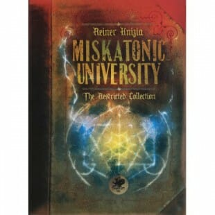 Miskatonic University: The Restricted Collection