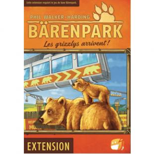 Bärenpark revient avec des grizzlys