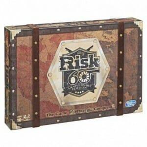 risk-60-th-anniversary-edition jeu de societe ludovox