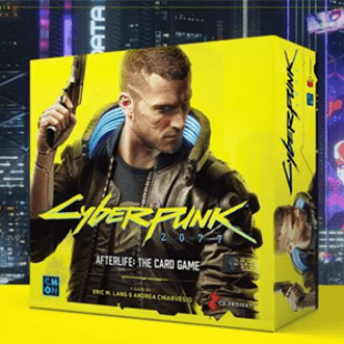 Cyberpunk 2077 le jeu de cartes qui fait saliver internet