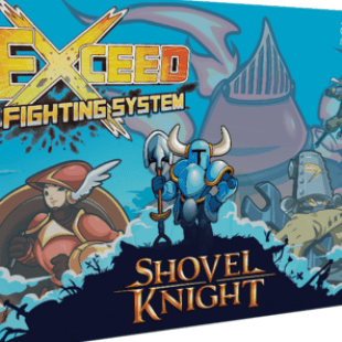 Exceed revient, après Street Fighter, Shovel Knight !